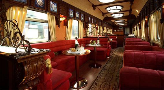 Transsibérien - voyage train russe - Transsibérien spéciaux ou à la carte